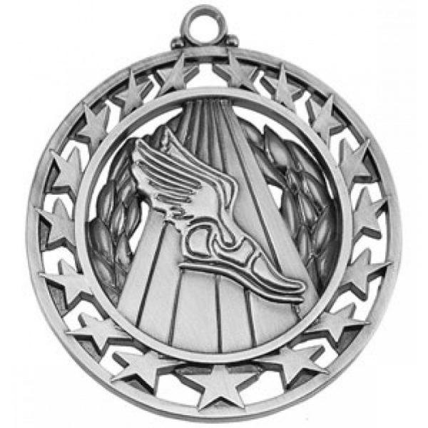 Track Race Medal