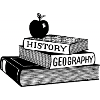 A10 – 223 – History/Geography Books